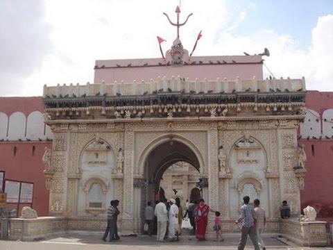 Karni Mata, el templo de las ratas