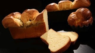 La Pâte à brioche - Technique de base en cuisine en vidéo