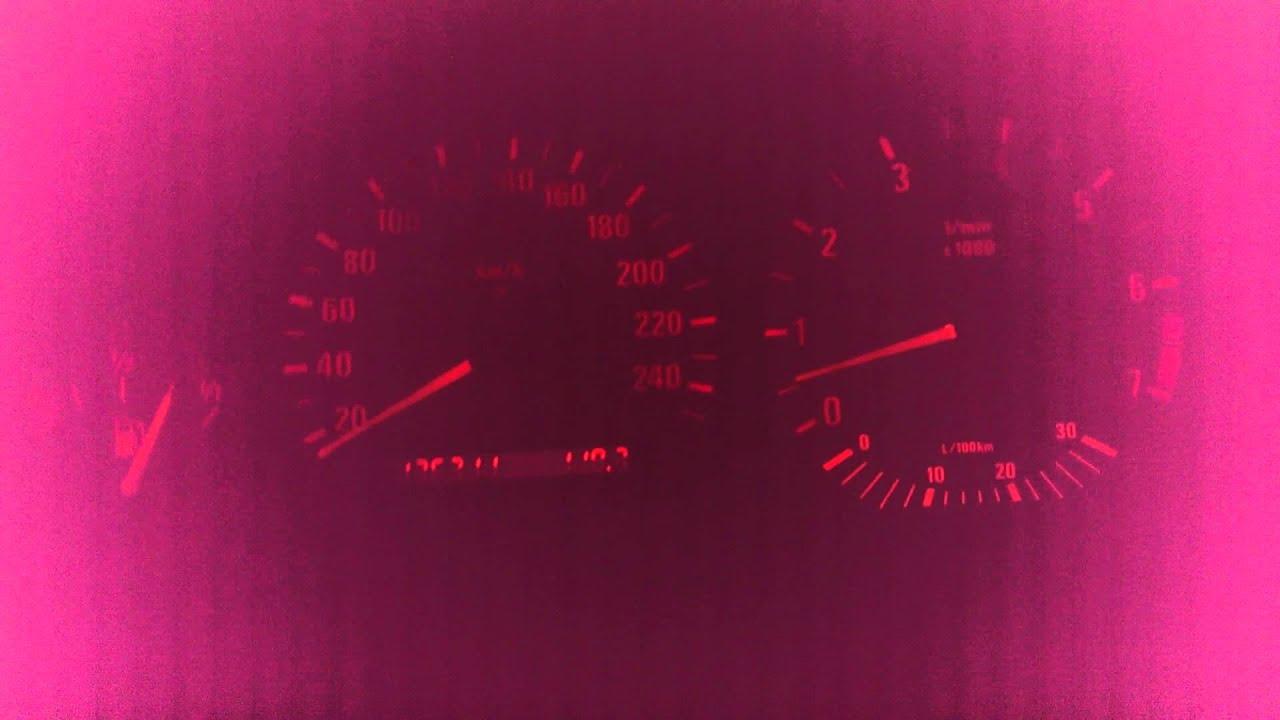 BMW 328i e36 Stock Automatic 0 100 0 60