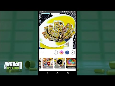 Android App Arena 108: Processing Photos With Neural Networks