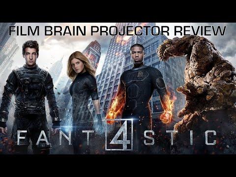 Projector: Fantastic Four (2015)