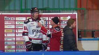 Boden Hockey intervju andra perioden