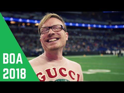 John Mackey Interview: 2018 BOA Grand National Championships