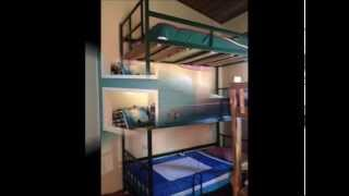 Attractive and Unique Bunk Beds for Kids Bedroom