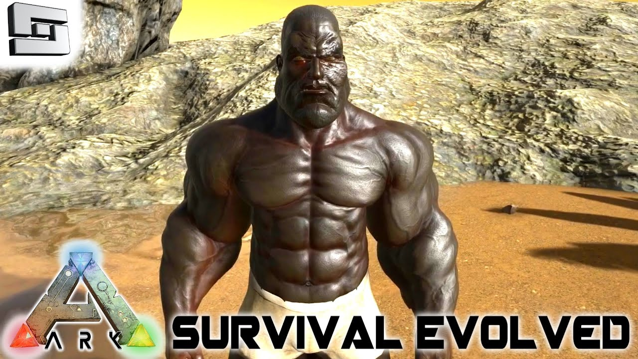 ark survival how to find saved character