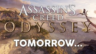 Our Odyssey is Coming Soon..... ANNOUNCEMENT!