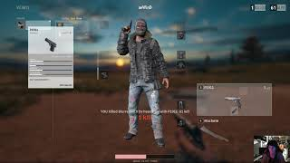 PUBG insanity - HELLO PUBG IM NO-CLIPPED WALLING AND DONT KNOW WHY K THX BAI - WinD of AE