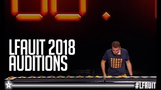 Maxime Pans |  Auditions | France's got talent 2018