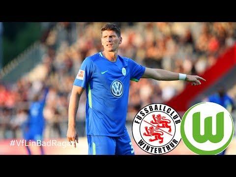 TL in Bad Ragaz | Tag 5 | HIGHLIGHTS | FC Winterthur - VfL Wolfsburg