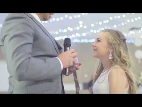 Grab the tissues.... Groom asks step daughter to be her daddy forever