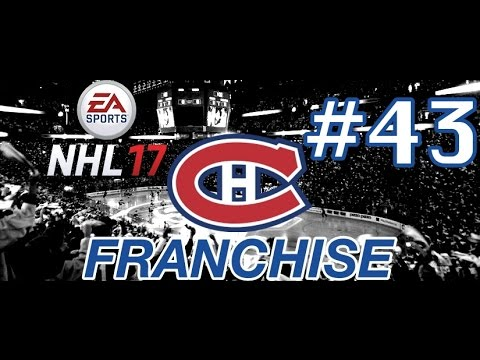 "NHL 17 Franchise | Montreal ep. 43 ""Draft/Cap Issues"""