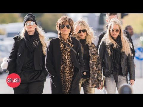 The Real Housewives of Beverly Hills Hit Up Berlin, Germany | Daily Celebrity News | Splash TV
