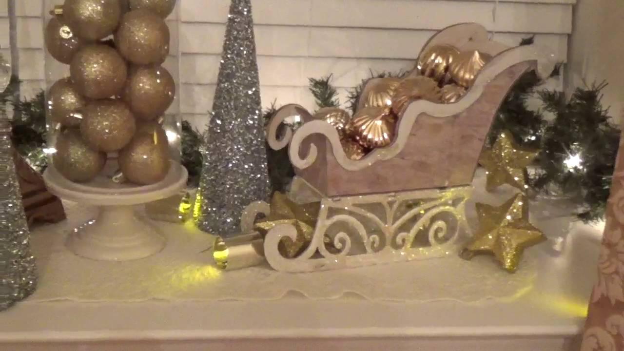 Christmas Home Decor Tour 2015 Youtube