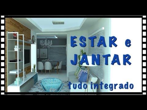 SALA DE ESTAR + JANTAR