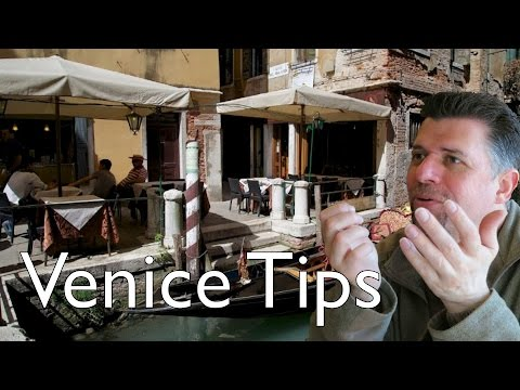 Getting lost in Venice & tips on how to find your way around