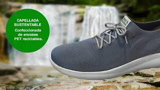 Zapatilla Sustentable Jeans Mike`s video