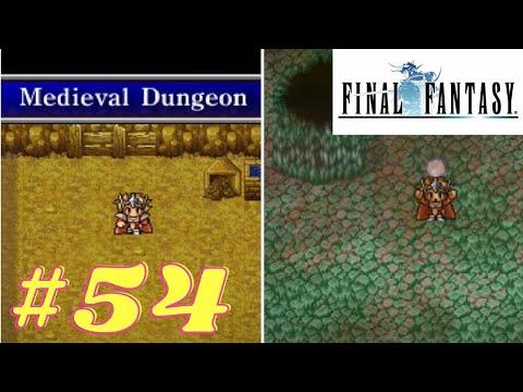 Final Fantasy 1 | #54. Labyrinth of Time, Scavenger Hunt | PSP | Let's Play Walkthrough |