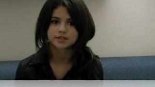 Selena's Unicef Message