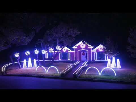 2015 Johnson Family Dubstep Christmas Light Show   Featured on ABC's The Great Christmas Light Fight