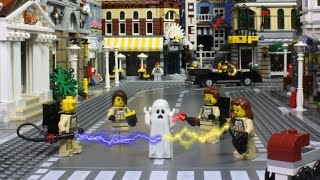 lego brickfilm dont mess with ghosty halloween story