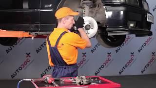 Hogyan cseréljünk Féknyereg BMW 3 Compact (E36) - video útmutató
