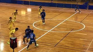 ランブレッタ福岡 九州リーグ 長崎県立総合体育館