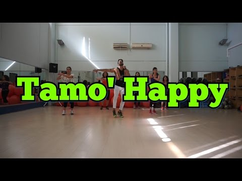 """Tamo' Happy"" Ilegales Zumba Megamix 59 [Lyrics]"