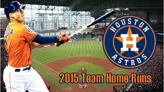 Every home run hit by the houston astros in 2015!all rights go to major league baseballsubscribe my other channel: https://www./channel/ucczbo1...
