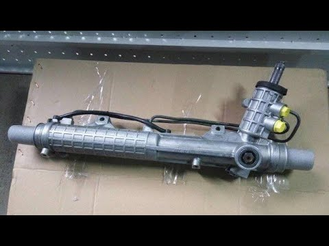 Ремонт рулевой рейки БМВ е36