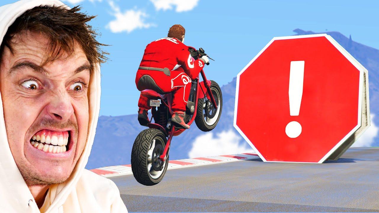 Worlds Hardest GTA Race