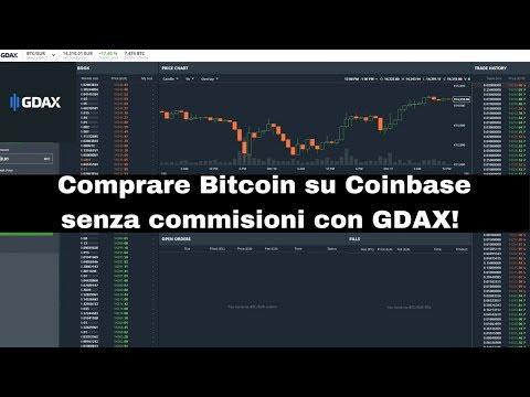 🎓 Guida Come Comprare Bitcoin Su Coinbase SENZA Commissioni !! 💰