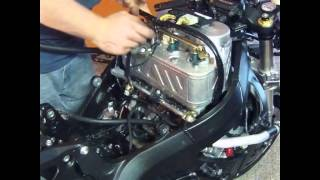 CBR 1000RR Turbo Build