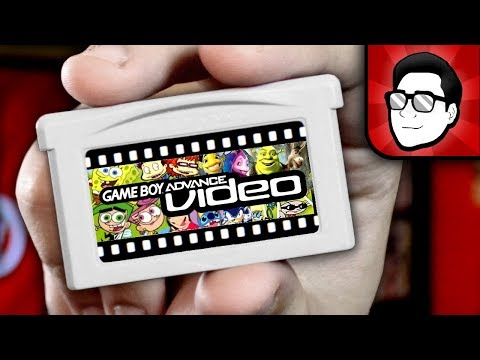 Game Boy Advance Video - Complete Collection! | Nintendrew