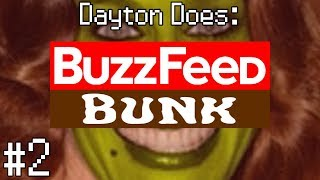 Buzzfeed Bunk : Buzzfeed Not On This List. Top 50 Worst Things In 2017! (Buzzfeed Top 50 List Worst)