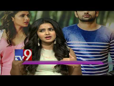 TV9's surprise for Anupama Parameswaran! - TV9 Now