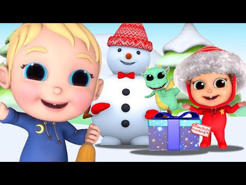 Christmas Song Compilation | Merry Christmas! | Baby Joy Joy On Clap Clap Baby