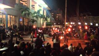 2014 METROCON Fire Show: War
