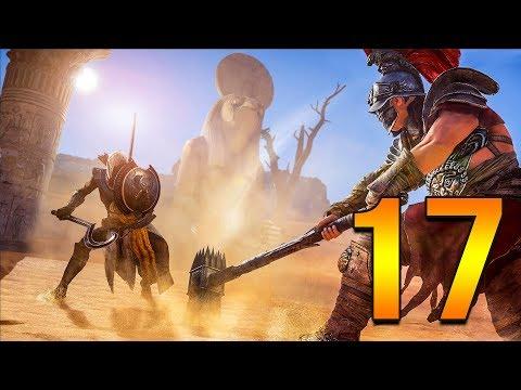 JADI TUCKANG PUKUL ARENA (17) Assassin's Creed Origins