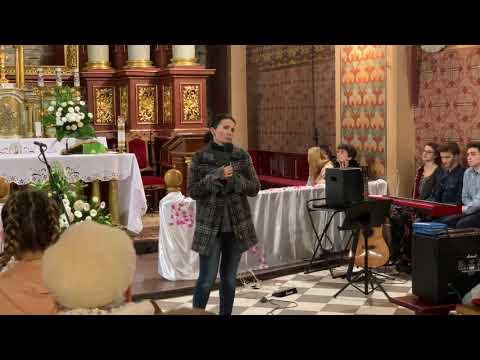 Sylwia Wilk - Świadectwo