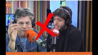 Pior briga entre Edgar e Caio Coppolla - Morning Show 30/07/2019