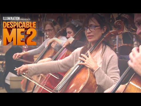 Despicable Me 2 - The Music in the Film - Illumination