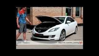 видео Каталог тюнинга MAZDA Mazda 6 (2012 -) по низким ценам