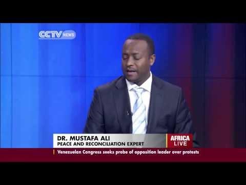 Dr Mustafa Ali on South Sudan Looming Famine