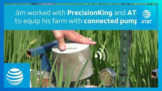 Smart Farming: AT&T and PrecisionKing 2 | AT&T