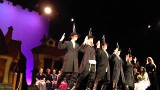 'The Wedding Dance'-Fiddler On The Roof