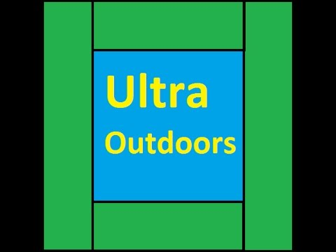 Ultra Outdoors Channel Trailer