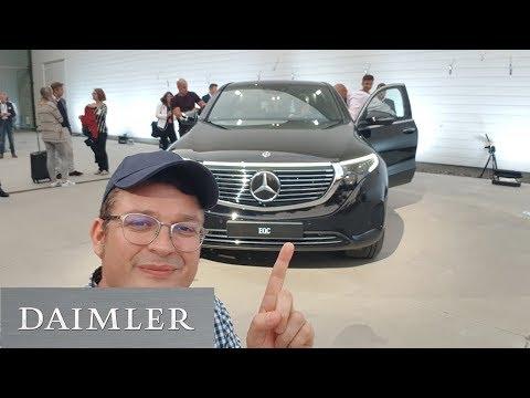 Der Neue Mercedes-Benz EQC   60 Sekunden