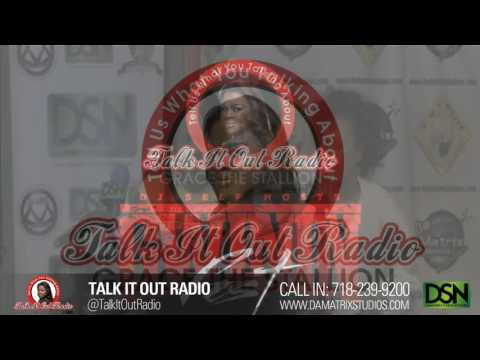 TalkItOut Radio 10 9 16
