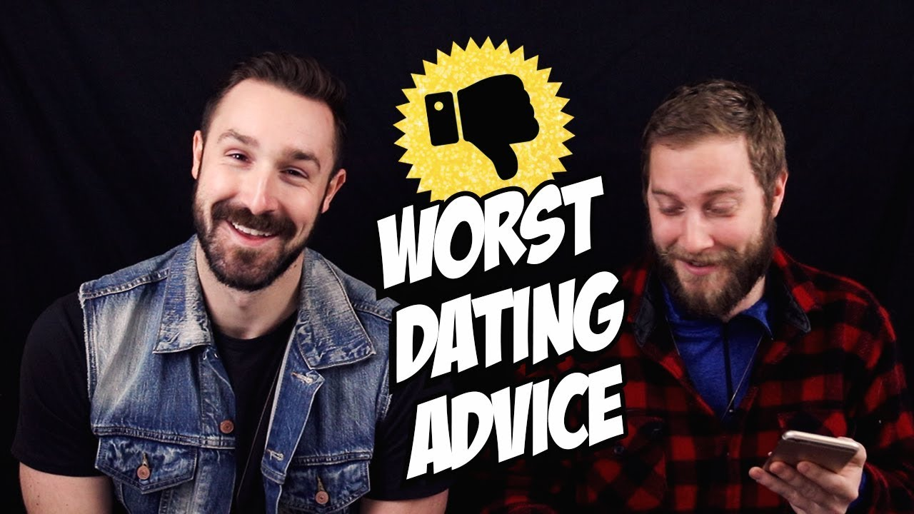 Bad Dating Advice From Men: Sleep with as many women as possible.