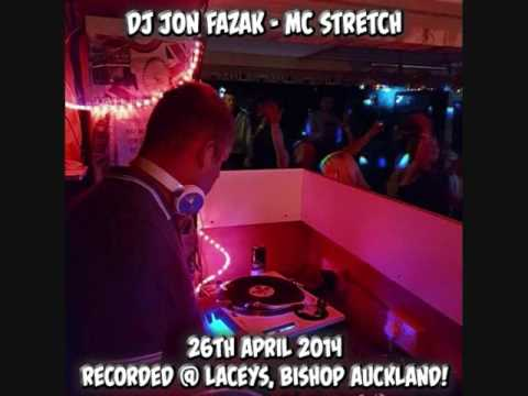 Dj Jon Fazak - Mc Stretch - 26.04.2014